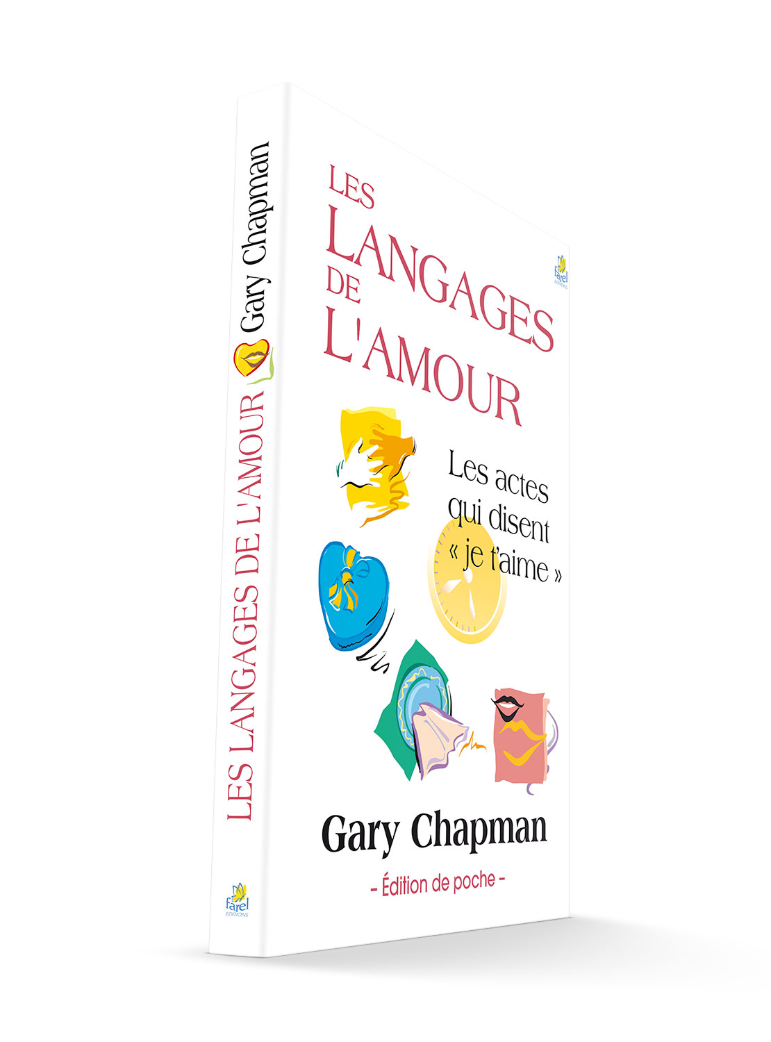 9782863144527, langages, amour, gary chapman